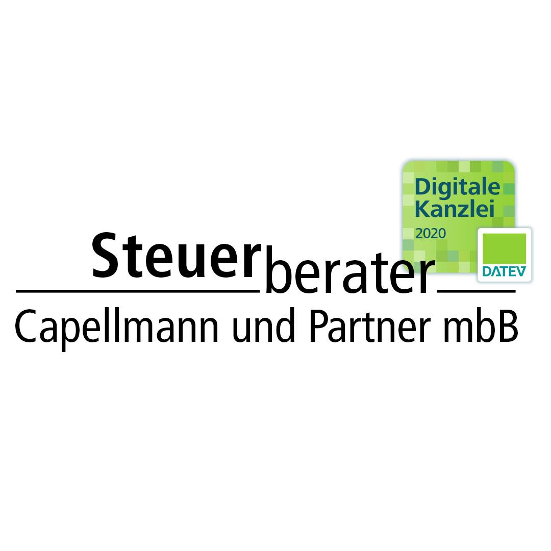 Logo Steuerberater Capellmann Aachen Herzogenrath Digitale Kanzlei