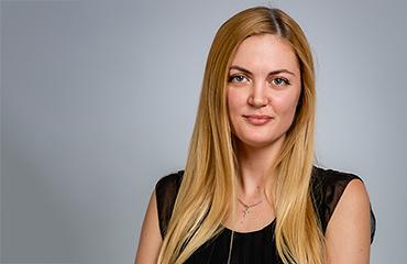 Porträt Frau Knaub - Steuerberater Capellmann