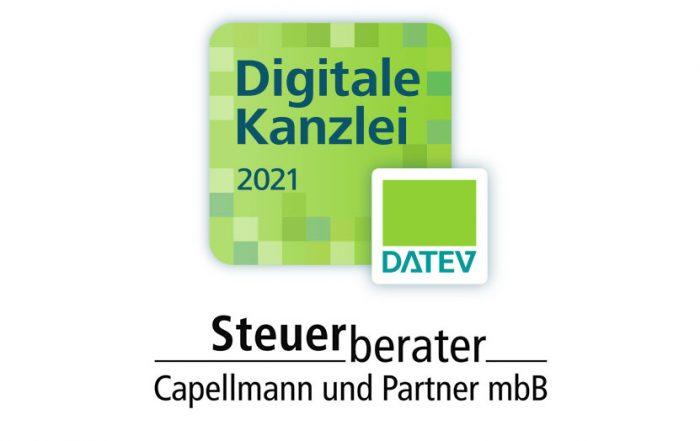 Steuerberater Capellmann und Partner - Datev Digitale Kanzlei 2021